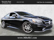 Mercedes-Benz S 550 4MATIC® Coupe 2016