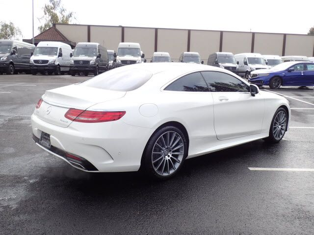 2016 Mercedes Benz S 550 4matic 174 Coupe Salem Or 19715716