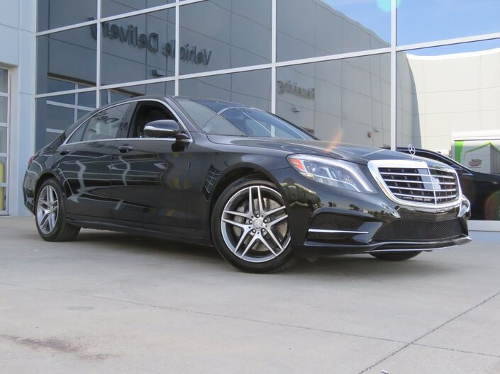 2016 Mercedes-Benz S 550 Long wheelbase 4MATIC® Kansas City MO
