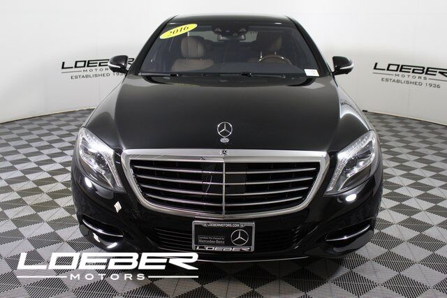 2016 Mercedes-Benz S 550 Long wheelbase 4MATIC® Chicago IL