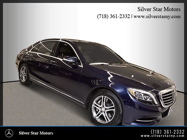 2016 Mercedes-Benz S 550 Long wheelbase 4MATIC® Long Island City NY