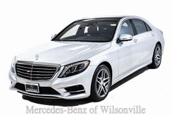 2016_Mercedes-Benz_S_550 Long wheelbase 4MATIC®_ Portland OR
