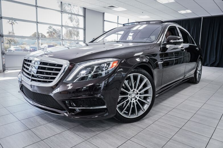 2016 Mercedes-Benz S 550 Long wheelbase Peoria AZ