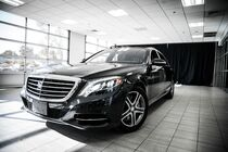 2016 Mercedes-Benz S 550 Long wheelbase