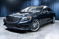 Mercedes-Benz S 550 Long wheelbase 2016