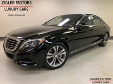 2016_Mercedes-Benz_S 550_One Owner 21Kmi Clean Carfax Pano Roof Active Brake Driver Assist_ Addison TX