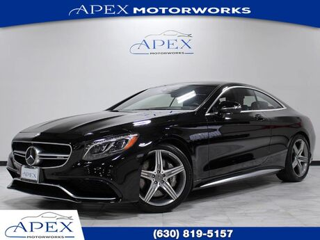 2016 Mercedes-Benz S 63 AMG 4Matic Burr Ridge IL