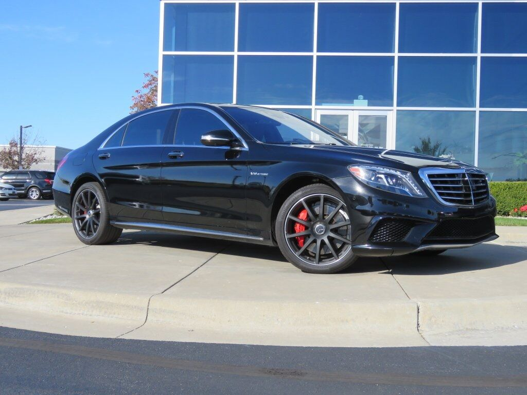 2016 Mercedes-Benz S AMG® 63 4MATIC® Kansas City MO