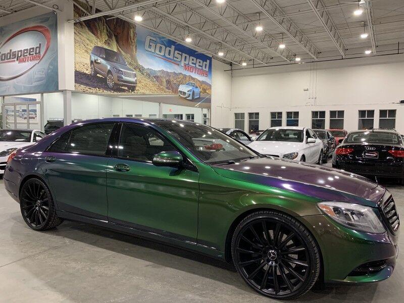 2016_Mercedes-Benz_S-Class_107k MSRP_ Charlotte NC