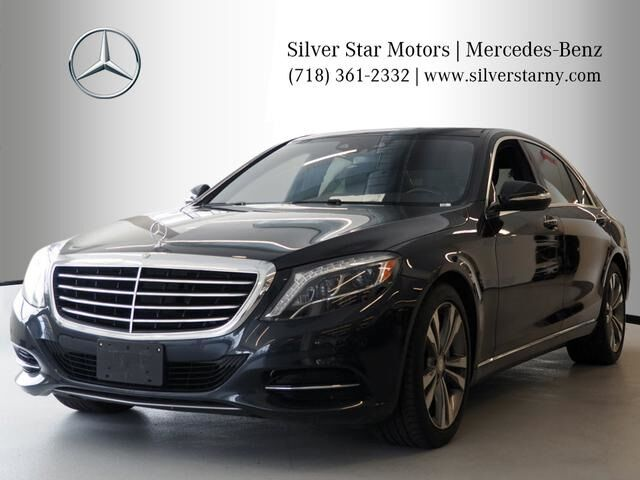 2016 Mercedes-Benz S-Class 550 4MATIC® Long Island City NY