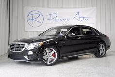 2016 Mercedes-Benz S-Class AMG S 63 6year Certified Warranty