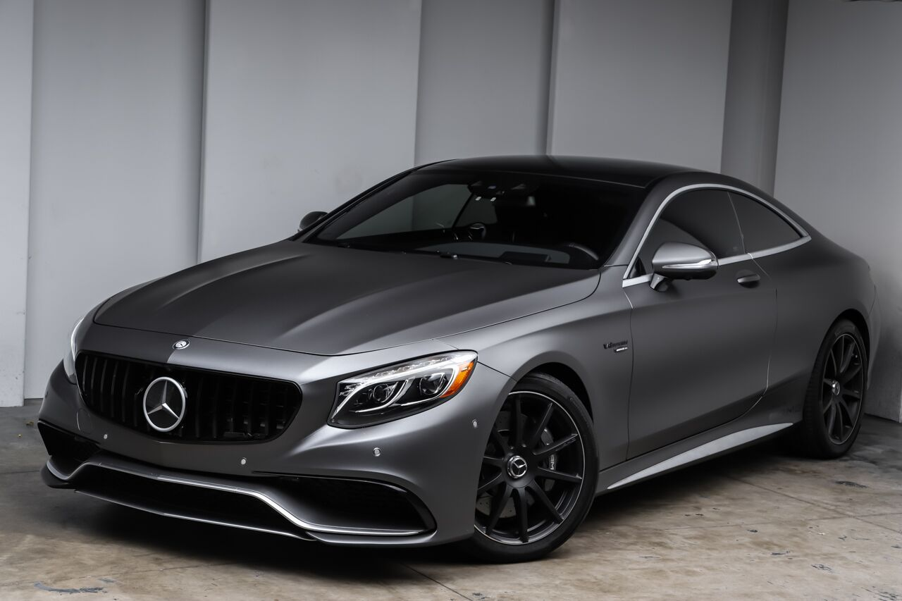 2016 Mercedes-Benz S-Class AMG S 63 Akron OH