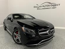 2016_Mercedes-Benz_S-Class_AMG S 63 **BEAUTIFUL**_ Carrollton  TX