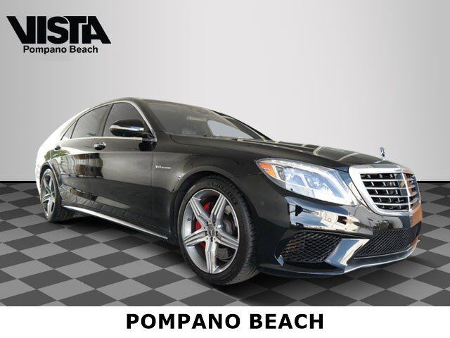 2016 Mercedes-Benz S-Class AMG S 63 Coconut Creek FL