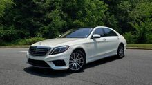 2016_Mercedes-Benz_S-Class_AMG S 63 / EXCLUSIVE PKG / WARMTH/COMFORT PKG / HEADS-UP_ Charlotte NC