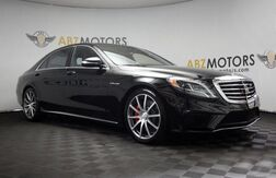 2016_Mercedes-Benz_S-Class_AMG S 63 Pano,HUD,Blind Spot,Rear Seat Pkg_ Houston TX