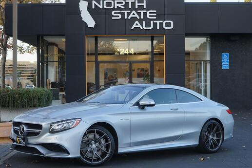 2016 Mercedes-Benz S-Class AMG S 63 Walnut Creek CA