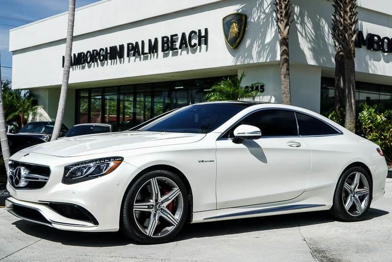 2016_Mercedes-Benz_S-Class_AMG S 63_ Palm Beach FL
