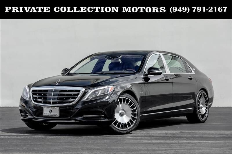 2016_Mercedes-Benz_S-Class_Maybach S 600 $192,115 MSRP_ Costa Mesa CA