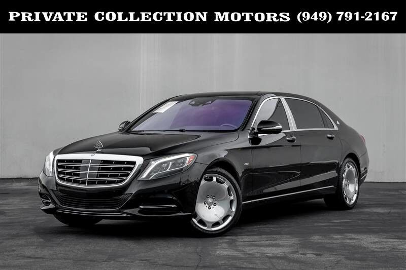 2016_Mercedes-Benz_S-Class_Maybach S 600 4 Seater_ Costa Mesa CA