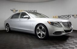 2016_Mercedes-Benz_S-Class_Maybach S 600_ Houston TX