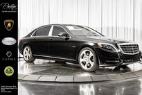 Mercedes-Benz S-Class Maybach S 600 2016