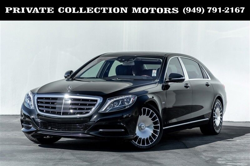 2016_Mercedes-Benz_S-Class_Maybach S 600 One Owner Clean Carfax_ Costa Mesa CA