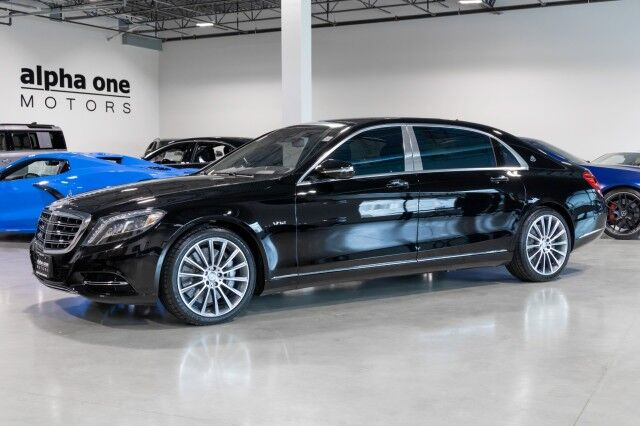 2016 Mercedes-Benz S-Class Maybach S 600 Round Rock TX