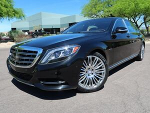2016_Mercedes-Benz_S-Class_Maybach S 600_ Scottsdale AZ