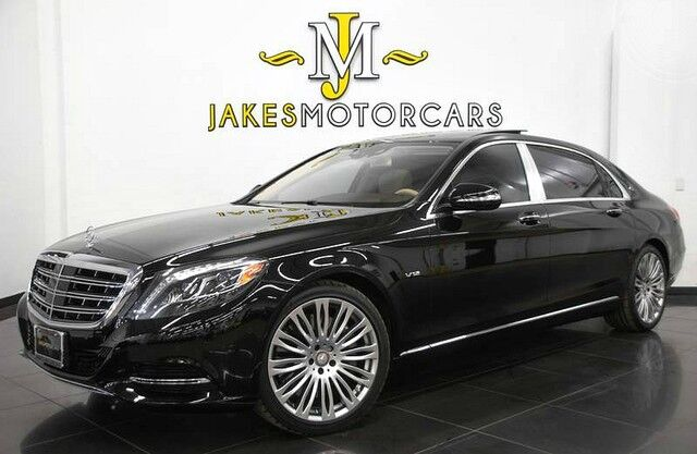 2016 Mercedes-Benz S-Class Maybach S600 ($197,965 MSRP)~EXECUTIVE REAR SEATING *10,000 MILES* San Diego CA