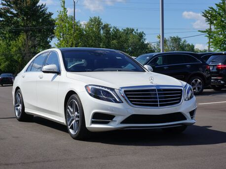 2016_Mercedes-Benz_S-Class_S 550 4MATIC_  Novi MI