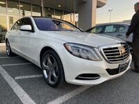 Mercedes-Benz S-Class S 550 4MATIC® Mercedes-Benz Certified Pre-Owned 2016