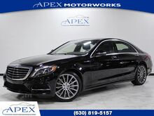 2016_Mercedes-Benz_S-Class_S 550 4Matic P1 Pkg Sport Pkg_ Burr Ridge IL