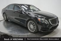 Mercedes-Benz S-Class S 550 AMG SPORT,NAV,CAM,PANO,CLMT STS,20IN AMG WLS 2016