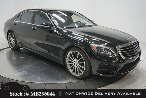 2016_Mercedes-Benz_S-Class_S 550 AMG SPORT,NAV,CAM,PANO,CLMT STS,20IN AMG WLS_ Plano TX