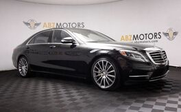 2016_Mercedes-Benz_S-Class_S 550 AMG,A/C Seats,Blind Spot,360Cam_ Houston TX