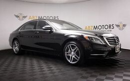 2016_Mercedes-Benz_S-Class_S 550 AMG,A/C Seats,Blind Spot,Distronic,360 Camera_ Houston TX