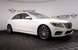 2016_Mercedes-Benz_S-Class_S 550 AMG,A/C Seats,Distronic,360 Camera_ Houston TX