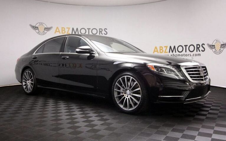 2016 Mercedes-Benz S-Class S 550 AMG,A/C Seats,Distronic,360 Camera,Navigation Houston TX
