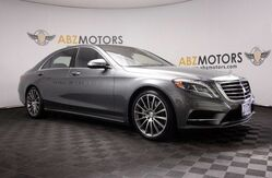 2016_Mercedes-Benz_S-Class_S 550 AMG,A/C Seats,HUD,Blind Spot,Distronic_ Houston TX