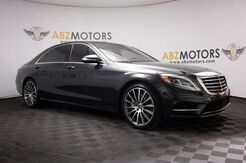 2016_Mercedes-Benz_S-Class_S 550 AMG,A/C Seats,Rear Reclining Seats,Nav_ Houston TX