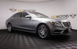 2016_Mercedes-Benz_S-Class_S 550 AMG,Blind Spot,A/C Seats,Distronic,360Cam,Pano_ Houston TX