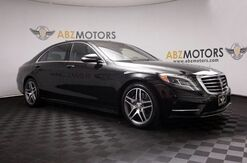 2016_Mercedes-Benz_S-Class_S 550 AMG,Blind Spot,A/C Seats,Panoramic,Distronic_ Houston TX