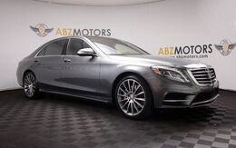 2016_Mercedes-Benz_S-Class_S 550 AMG,Blind Spot,Pano,HUD,Nav,360Camera,Distronic_ Houston TX