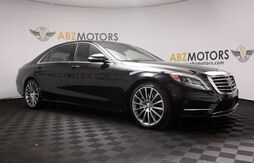 2016_Mercedes-Benz_S-Class_S 550 AMG,Pano,HUD,Nav,360Camera,Distronic_ Houston TX