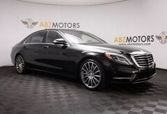 2016_Mercedes-Benz_S-Class_S 550 AMG,Rear Seat Package,Heads Up Display_ Houston TX
