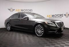 2016_Mercedes-Benz_S-Class_S 550 AMG,Surround Camera,Pano Roof,Warranty_ Houston TX