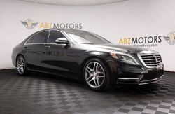 2016_Mercedes-Benz_S-Class_S 550 AMG,Warmth&Comfort,Rear DVD,Distronic_ Houston TX