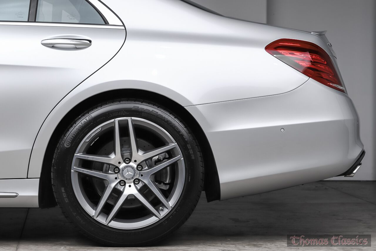 2016 Mercedes-Benz S-Class S 550 Akron OH