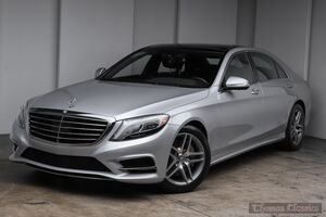 2016_Mercedes-Benz_S-Class_S 550_ Akron OH
